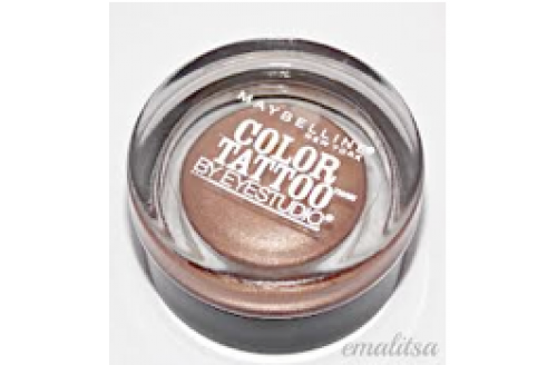 MAYBELLINE EYE STUDIO COLOR TATTOO - NEW